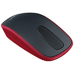 Logitech T400 Zone Touch Mouse - Rouge