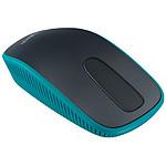 Logitech T400 Zone Touch Mouse - Bleu