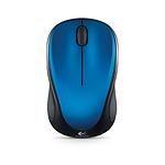 Logitech M235 Wireless Mouse - Steel Blue