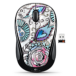 Logitech M325 Wireless Mouse - Floral Foray