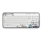 Logitech Compact Keyboard K360 - Floral Foray