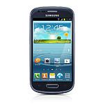 Samsung Galaxy S3 mini (bleu)
