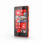 Nokia Lumia 820 (rouge)
