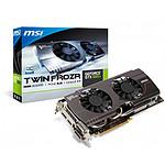 MSI GeForce GTX 660 Ti Twin Frozr 3 - OC - 3 Go