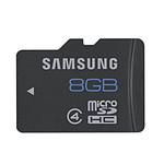 Samsung Micro SDHC 8 Go Standard (Classe 4)