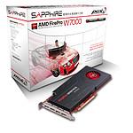 Sapphire FirePro W7000 - 4 Go