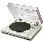 Denon Platine disques vinyle DP-300F Silver