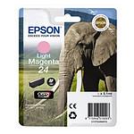 Epson T2426 Magenta clair - C13T24264010