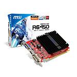 MSI Radeon 6450 Passive - 1 Go (DDR3)