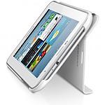 """Samsung Étui Book Cover Samsung Galaxy Tab 2 7"""" (Blanc)"""