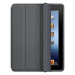 Apple Etui iPad Smart Case - Polyuréthane - Gris foncé