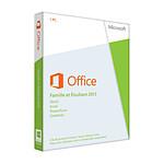 Microsoft Office Famille et Etudiant 2013 - 1 poste