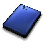 Western Digital (WD) My Passport USB 3.0 - 500 Go (bleu)