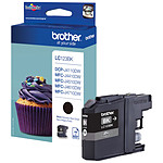Brother LC123BK Noir