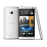 HTC One (argent)