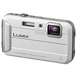 Panasonic Lumix DMC-FT25 Blanc