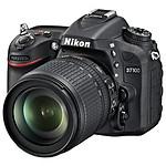Nikon D7100 + AF-S DX 18-105 VR