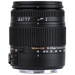 Sigma 18-250mm f/3.5-6.3 DC MACRO OS HSM (Canon)