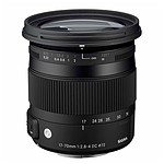 Sigma 17-70mm f/2.8-4 DC Macro OS Contemporary (Canon)