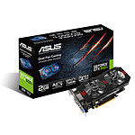 Asus GeForce GTX 650 Ti - 2 Go (GTX650TI-2GD5)