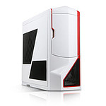 NZXT Phantom USB 3.0 Edition - Rouge / Blanc