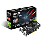Asus GeForce GTX 650 Ti Boost OC - 2 Go