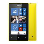 Nokia Lumia 520 (jaune)