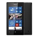 Nokia Lumia 520 (noir)