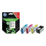 HP Pack combo n°920XL (C2N92AE) - Cartouche d'encre