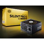 Cooler Master Silent Pro Gold - 550W