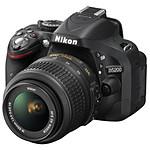 Nikon D5200 + AF-S DX 18-55mm VR