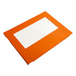 BitFenix Panneau latéral fenêtre Orange Prodigy