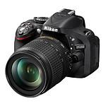 Nikon D5200 + AF-S DX 18-105 VR