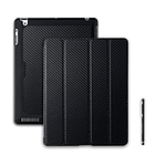 Cooler Master Wake Up Folio Carbone + Stylet – Noir