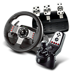 Logitech G27 Racing Wheel - PC