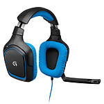 Casque micro Gamer Logitech