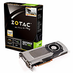 Zotac GeForce GTX 780 - 3 Go (ZT-70201-10P)