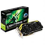 MSI GeForce GTX 770 Lightning - 2 Go (N770 Lightning)