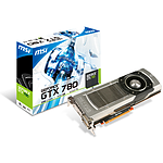 MSI GeForce GTX 780 - 3 Go (N780-3GD5)