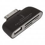 Urban Factory Adaptateur 30 pins vers USB/SD Card Samsung Galaxy