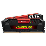 Corsair VENGEANCE PRO RED DDR3 2 x 4 Go 1600 MHz CAS 9