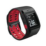 TomTom Montre GPS Nike+ SportWatch (noir/rouge)