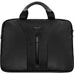 """Smartsuit Sacoche ordinateur 16"""" Briefcase (noir)"""
