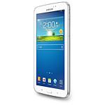 """Samsung Galaxy Tab 3 7"""" 8Go Wi-Fi (Blanc)"""