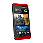 HTC One (rouge)