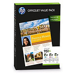 HP Value Pack n°951XL (CR712AE) - Cartouche d'encre