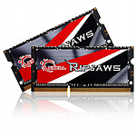 G.Skill SO-DIMM DDR3 2 x 4 Go Ripjaws 1600 MHz CAS 9