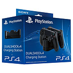 Sony Station de charge manettes PS4