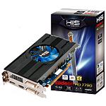 HIS Radeon HD 7790 iCooler - 1 Go