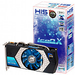 HIS Radeon HD 7770 IceQ X Turbo - 1 Go